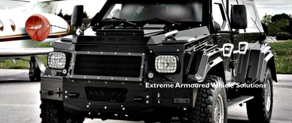 Normal Armoured Upgrades Not For You? Extreme Vehicle Solutions from Automotive Couture