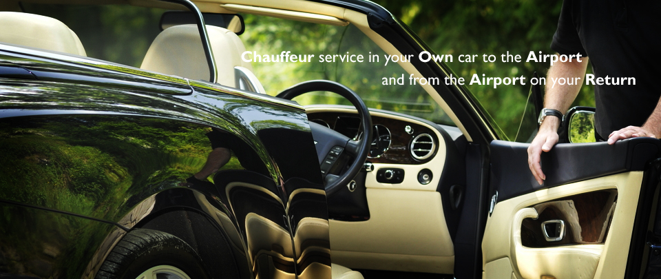 Our Service Includes Chauffeur Treatment in your vehicle to Meetings, Airport, including returning you and your Vehicle back to your Home