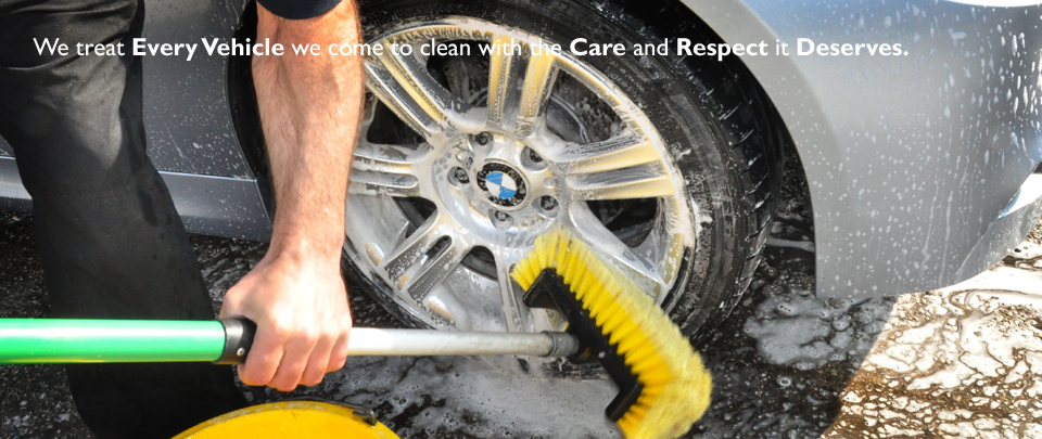 We offer the Latest Technology and Equipment to ensure we give the Ultimate Mobile Hand Car Wash.