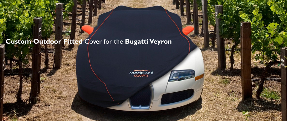 High Quality Exterior Bugatti Veyron Cover