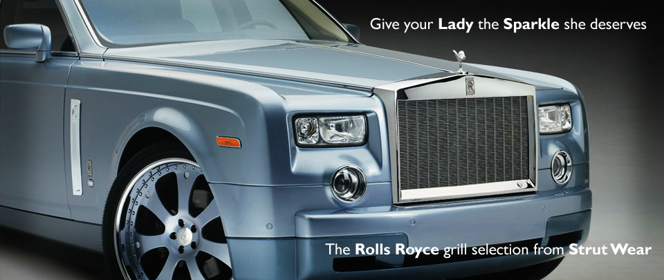 high quality chrome parts for your rolls royce and other luxury vehicles
